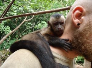 Machin monkey