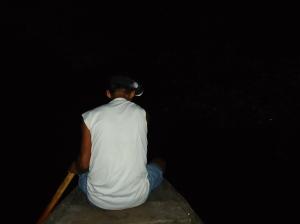 night river amazon peru
