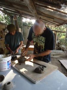 pottery peru lima